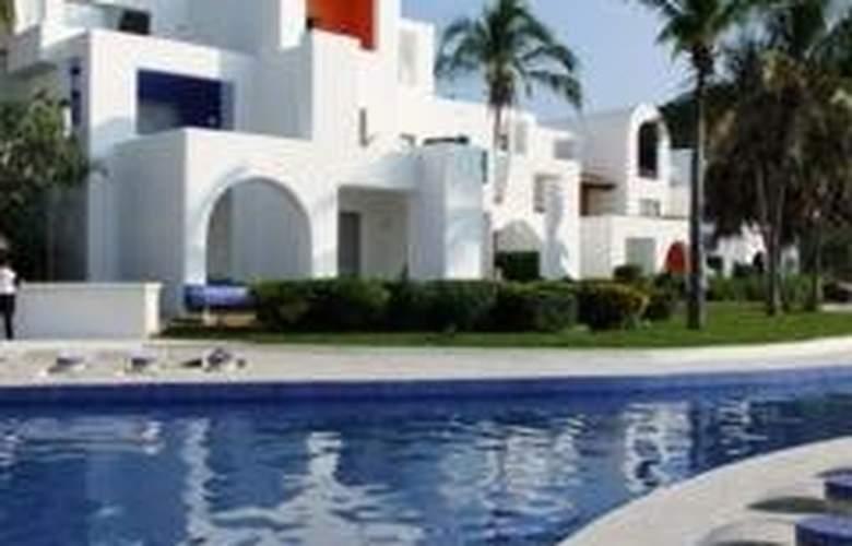 Camino Real Zaashila Huatulco - Pool - 4