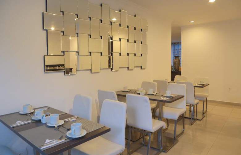 The Morgana Poblado Suites Hotel - Restaurant - 27