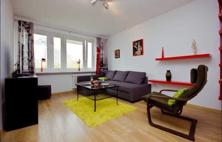 P&O Apartments Emilii Plater - Hotel - 0