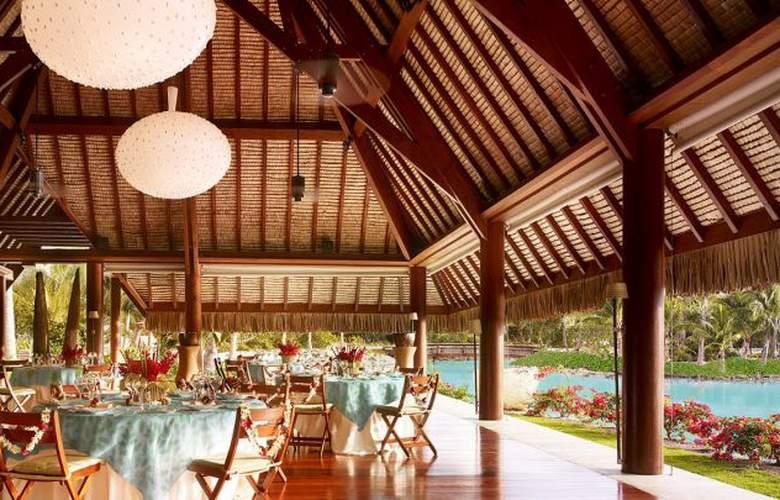 Four Seasons Resort Bora Bora - Restaurant - 3