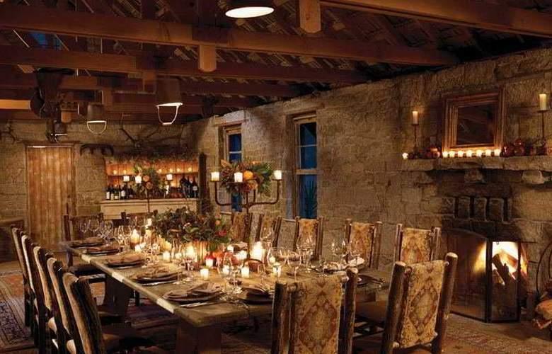 Temecula Creek Inn - Restaurant - 4