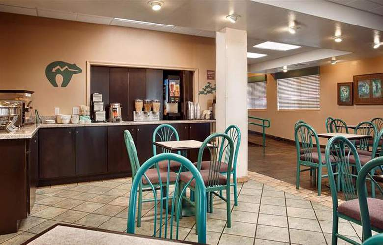 Best Western Turquoise Inn & Suites - Restaurant - 65