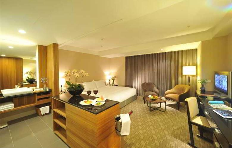 Pacific Business Hotel - Room - 5