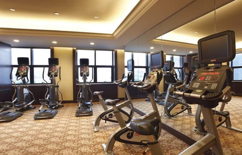 Howard Johnson Kaina Plaza Changzhou - Sport - 10