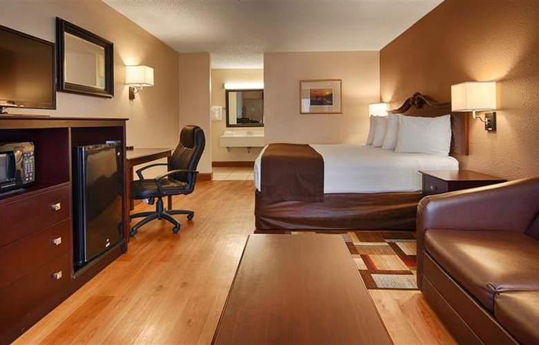 Best Western Greenville Airport - Room - 19