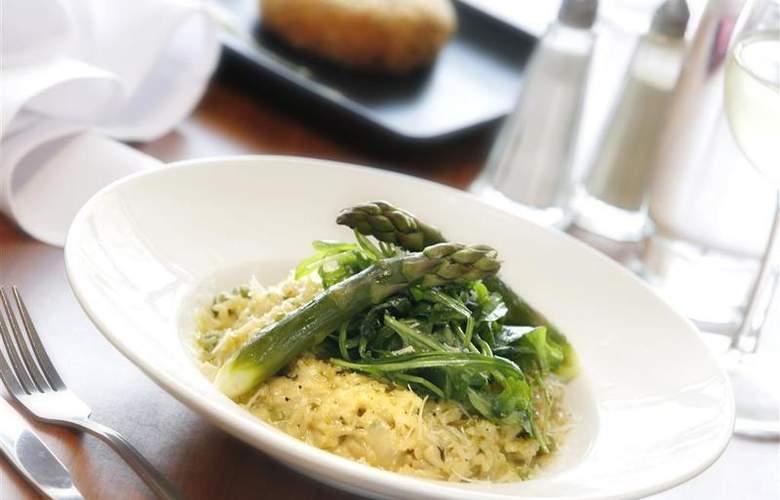 Best Western Stoke-On-Trent Moat House - Restaurant - 113