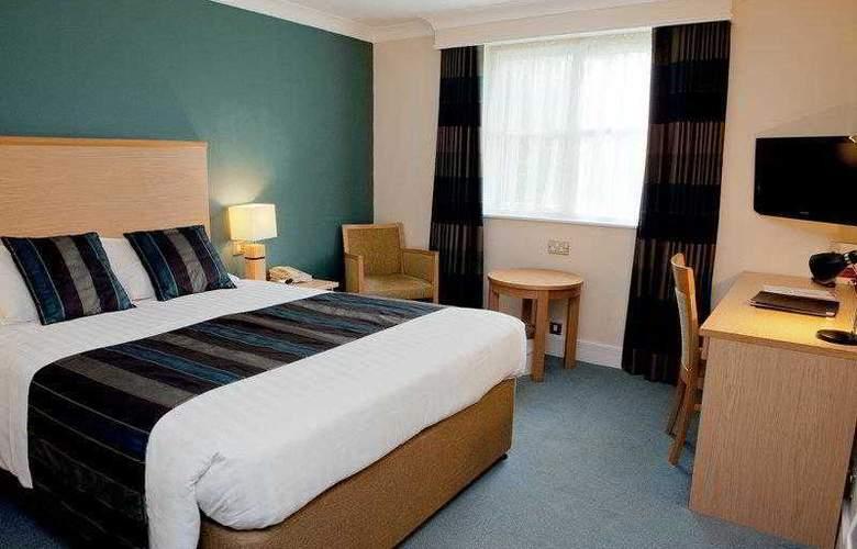 Best Western Chilworth Manor Hotel - Hotel - 71