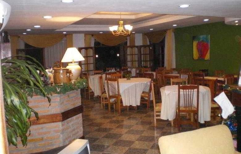 Cabañas del Leñador - Restaurant - 7