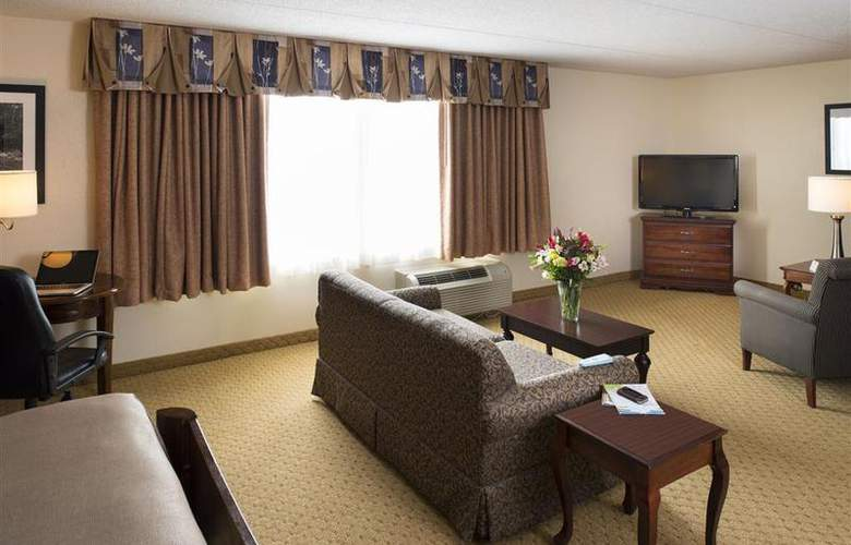 Best Western Cedar Bluff - Room - 55