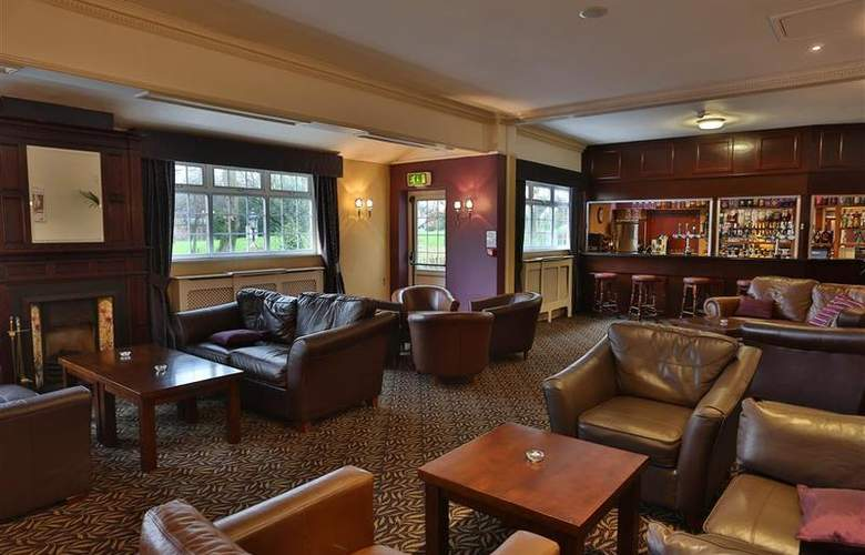 Best Western Bolholt Country Park - Bar - 87