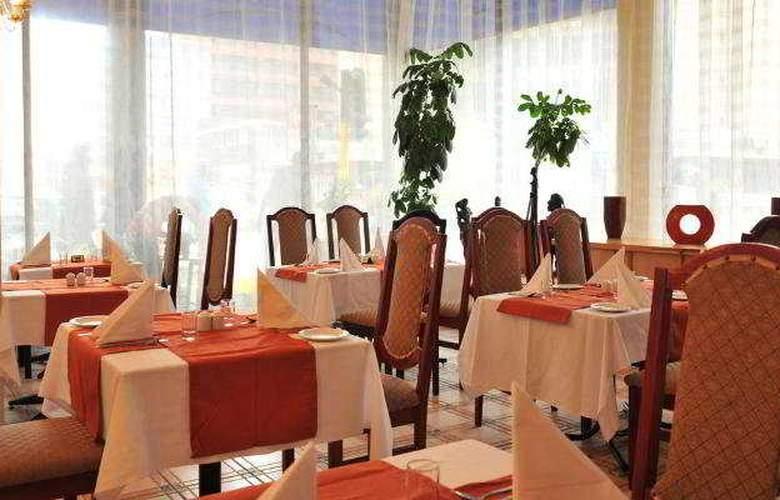 Orion Devonshire Hotel - Restaurant - 4