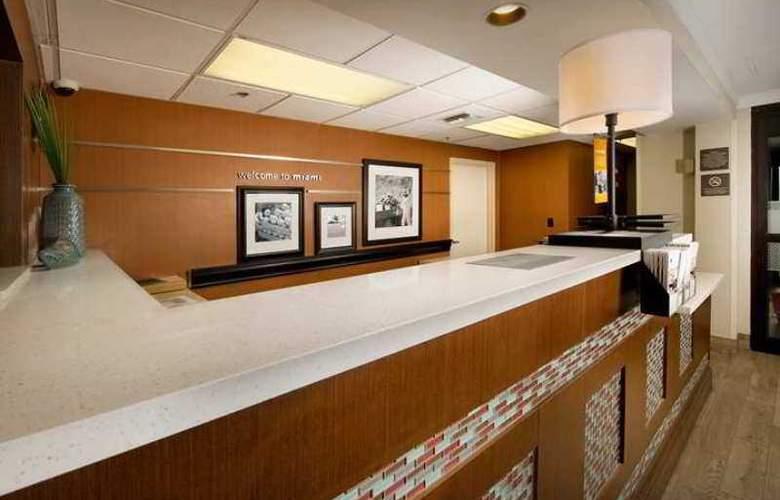 Hampton Inn Miami-Airport West - Hotel - 0