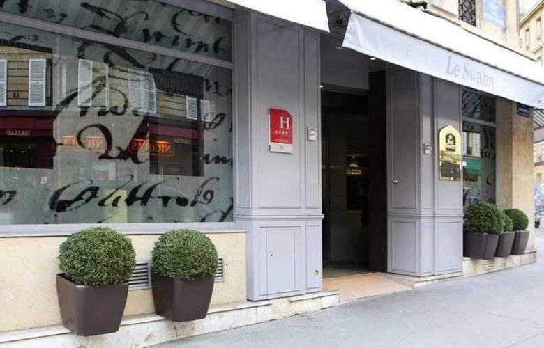 Best Western Hôtel Littéraire Premier Le Swann - Hotel - 49