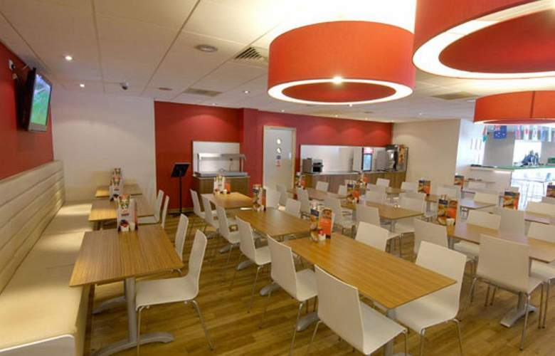 Britannia Edinburgh - Restaurant - 11