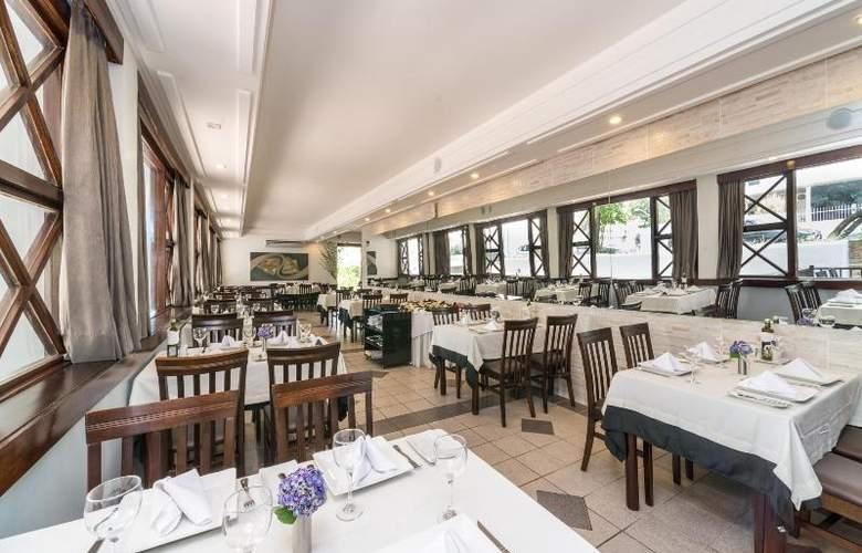 Recife Monte Hotel - Restaurant - 27