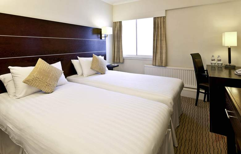 Mercure Glasgow City - Room - 5