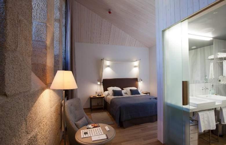 Parador Castillo de Monterrei - Room - 14