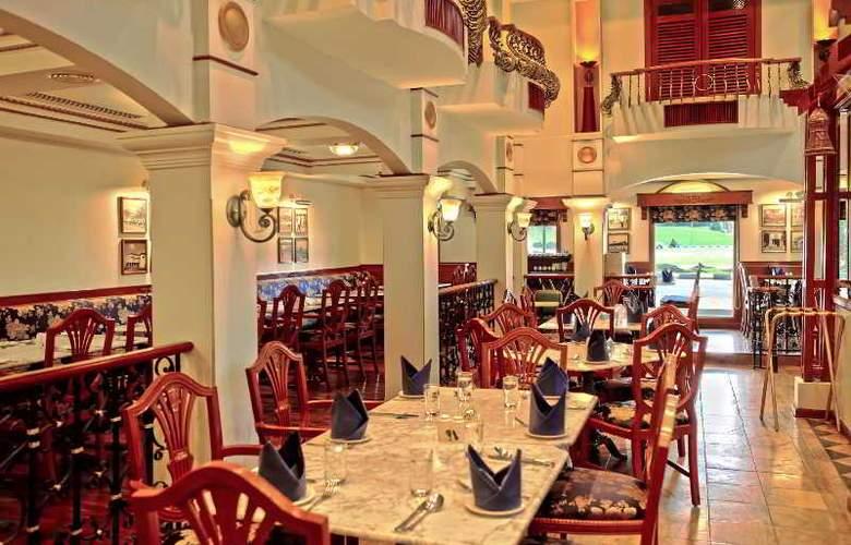 The Apartments @ Medeka Palace - Restaurant - 15