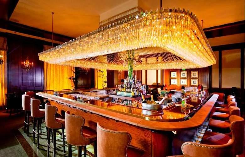 Intercontinental Vienna - Bar - 12