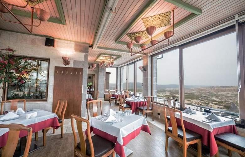 Cappadocia Cave Resort & Spa - Restaurant - 56