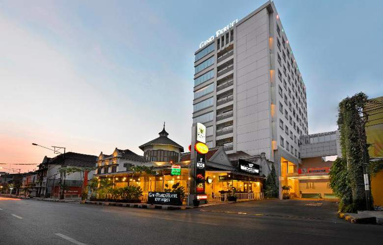 Carrcadin Hotel Bandung - Hotel - 8