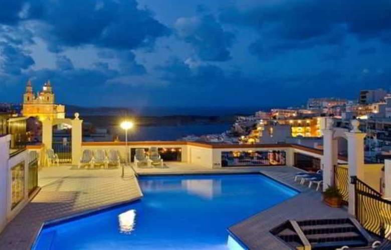 Solana Hotel & Spa - Terrace - 7