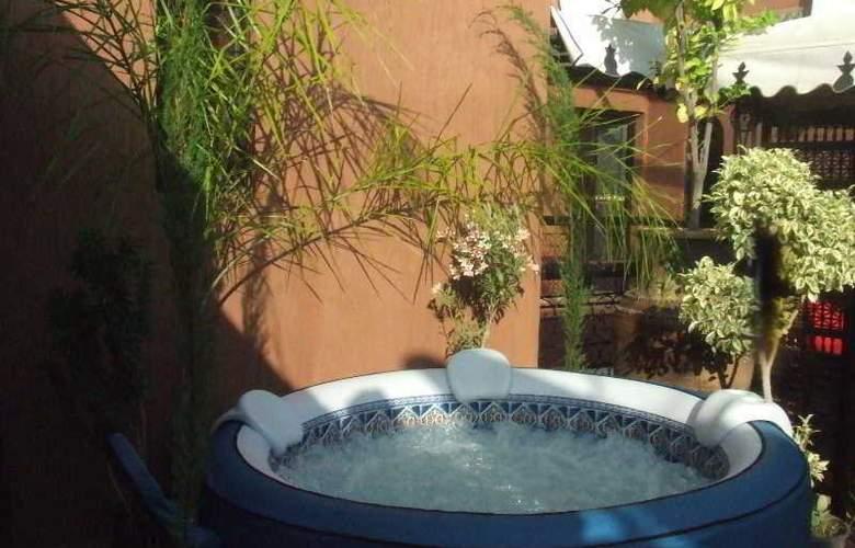Riad Assalam - Terrace - 9