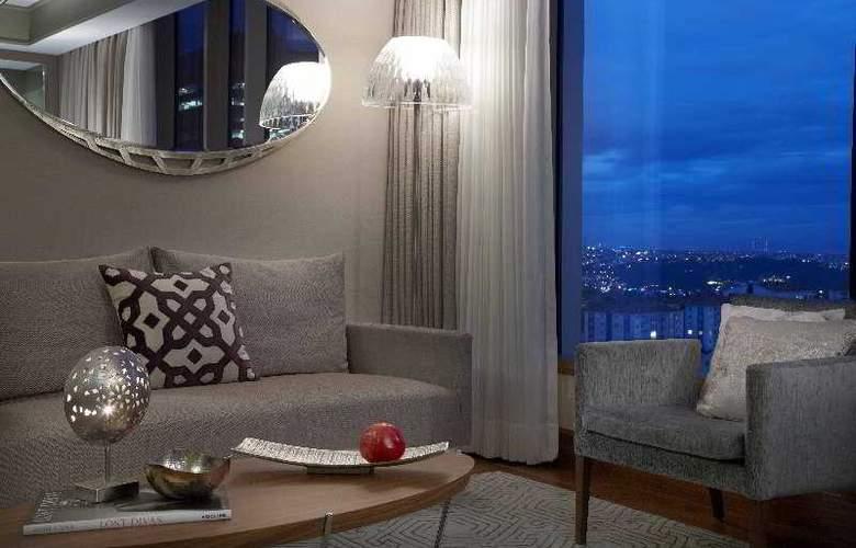 Renaissance Istanbul Bosphorus - Room - 23