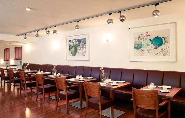 Mercure Am Entenfang Hannover - Restaurant - 62