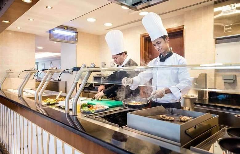 Majlis Grand Mercure Residence - Restaurant - 49