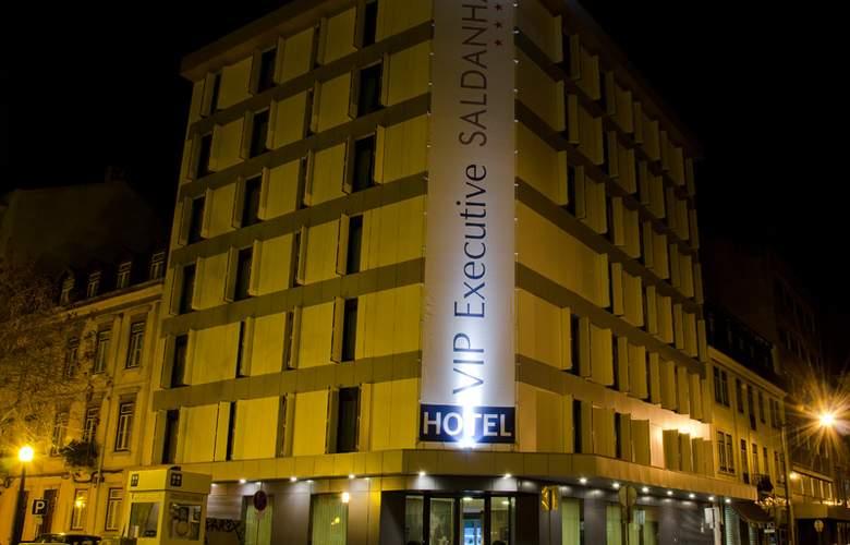 Vip Executive Saldanha - Hotel - 0