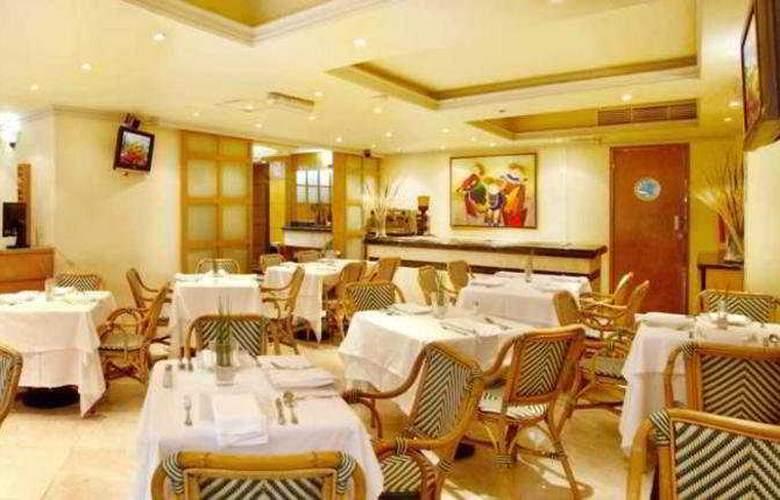 Suites del Angel - Restaurant - 5