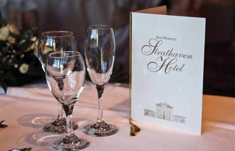 Best Western Strathaven Hotel - Hotel - 40