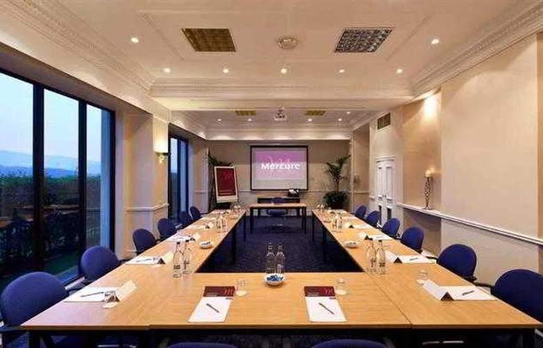 Mercure Bradford Bankfield - Hotel - 11