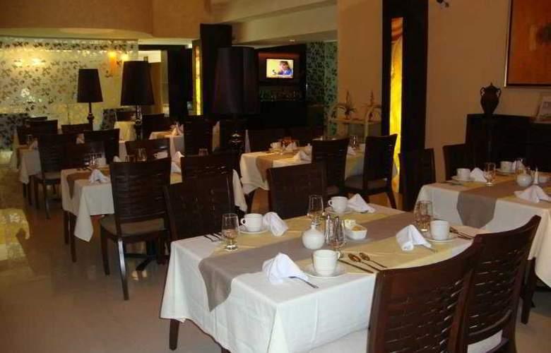 Holiday Inn Cd Obregon - Restaurant - 5