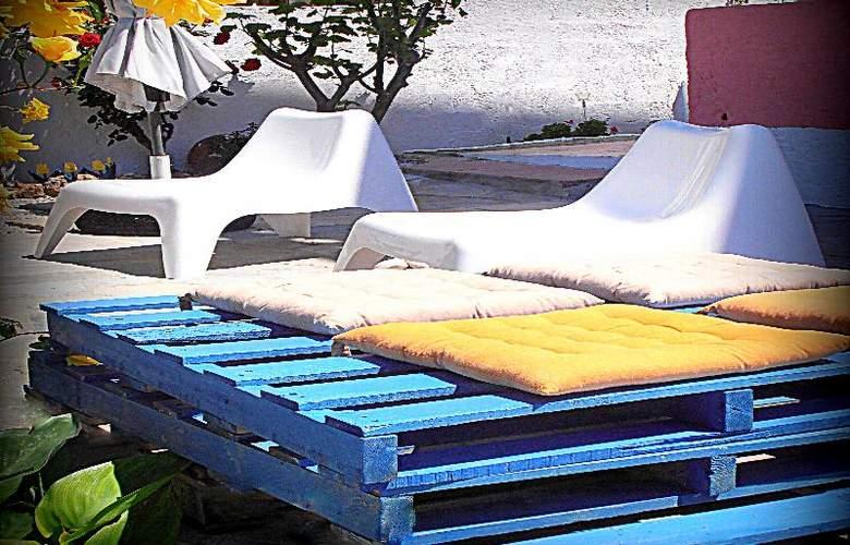 Apokoros FAmily Hotelapt - Terrace - 36