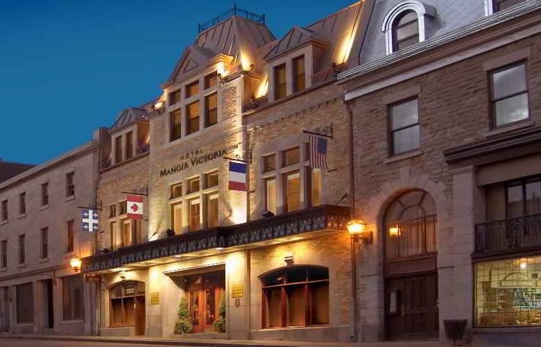 Manoir Victoria - Hotel - 8