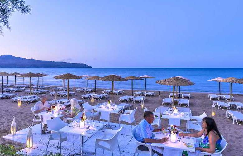 Santa Marina Plaza - Restaurant - 20