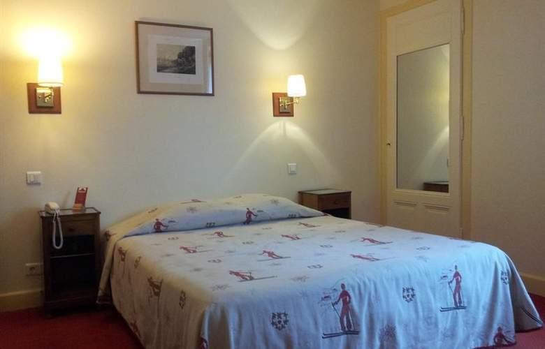 Croix Blanche - Room - 1