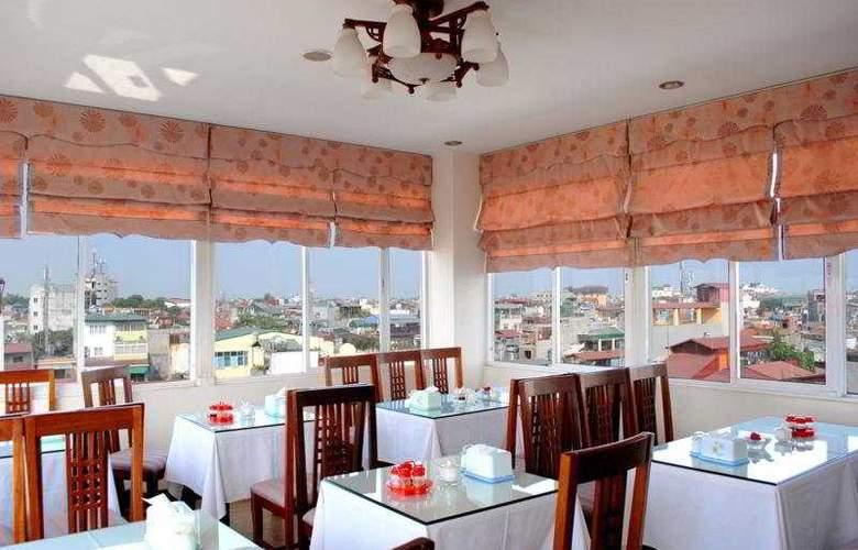 Hanoi Amazing Hotel - Restaurant - 5