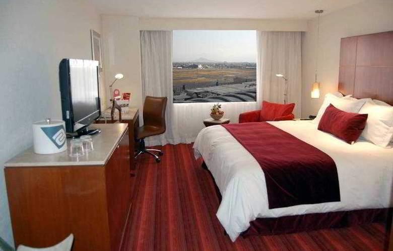 Camino Real Aeropuerto - Room - 2