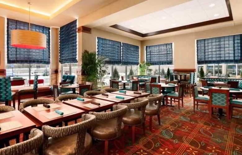 Hilton Garden Inn Ann Arbor, MI - Restaurant - 4
