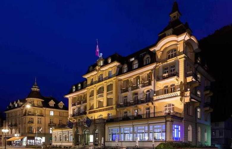 Royal St Georges Interlaken - MGallery by Sofitel - Hotel - 39