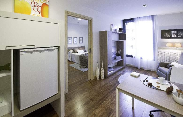 Aparthotel Ovida - Room - 10