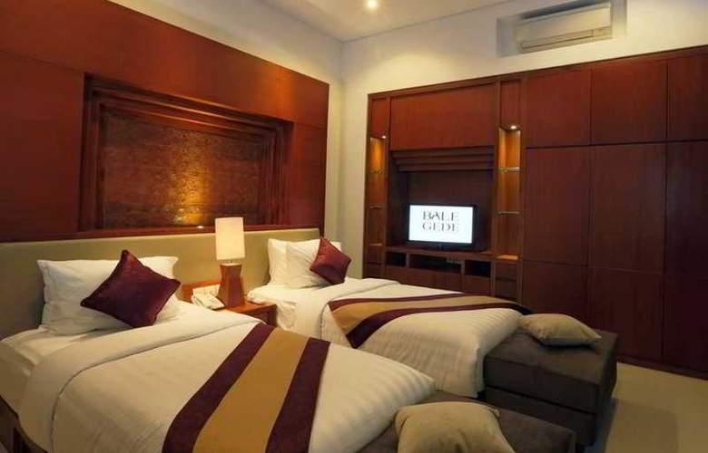 Bale Gede Villas - Room - 7