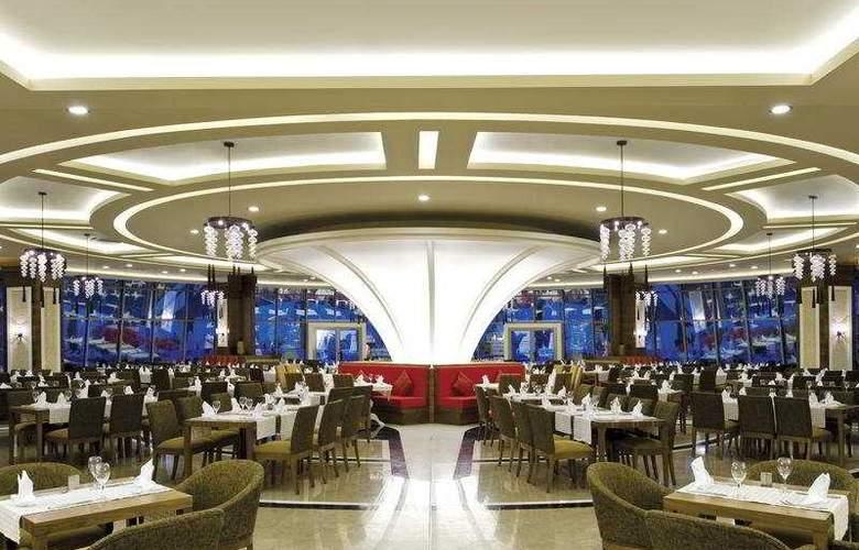 Paloma Pasha Resort - Restaurant - 10