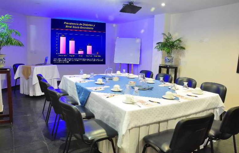 San Pablo Bogota - Conference - 17