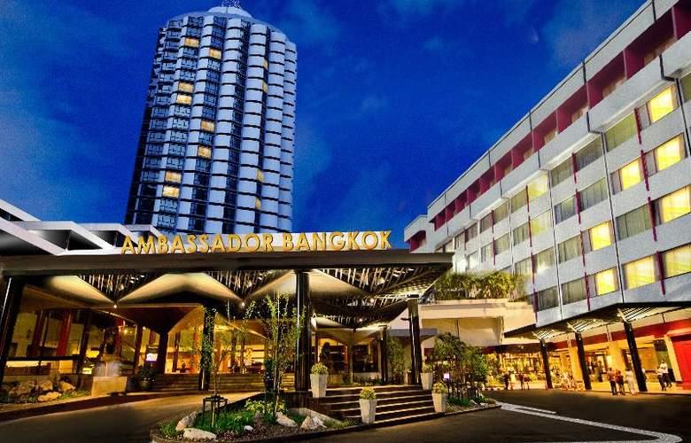 Ambassador Bangkok - Hotel - 13