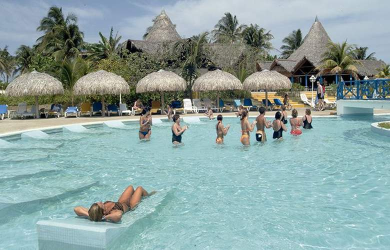 Gran Caribe Club Kawama - Pool - 10