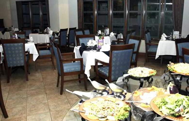 Royal Park Residence - Restaurant - 4